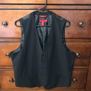 Alfani ~ Black Vest